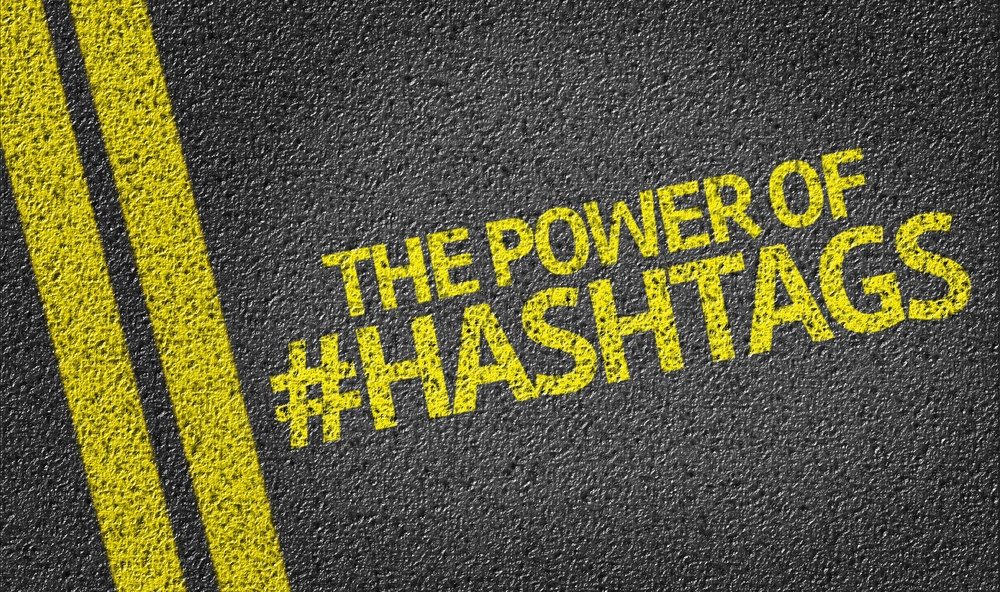 The Power Of Hashtags written on the road.jpeg