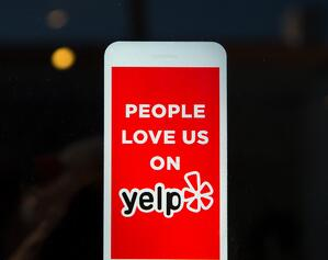 yelp phone app reviews photo