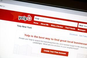 yelp reviewe platform
